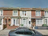 4 bedroom house in Bed House To Rent, Portsmouth, PO1 (4 bed)