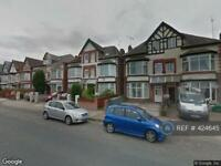 2 bedroom flat in Seaview Road, Wallasey, CH45 (2 bed)