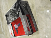 """NEW - Ingersoll Rand Air Impact Wrench 1/2"""" Airpower Heavy Duty"""