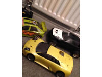 RC NITRO CARS LOOK tamiya kyosho