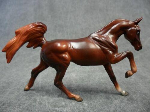 Breyer * Chestnut Darley * 6058 Arabian Deluxe Collection Stablemate Model Horse