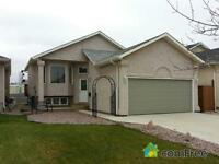131 Paul Martin Drive Transcona Mission Gardens House for sale