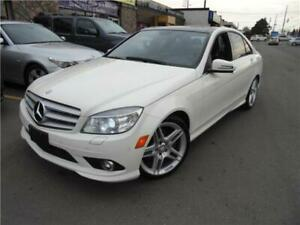 2008 MERCEDES BENZ C350 *FULLY LOADED+ PANAROMIC+NAVI + AMG PAKG