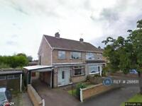 3 bedroom house in Highfields Road, Leics, LE12 (3 bed)