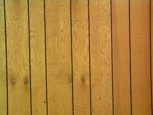 Wanted: Your old wood panelling!