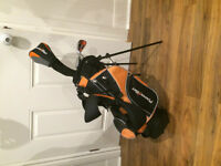 Boy's 6 to 8 Year old Golf Clubs and Bag