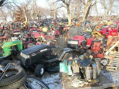 Many Mowers