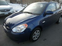 2009 Hyundai Accent Hatchback 180 kms  sporty 2995 certified