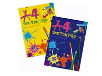 A4 60 Sheet Artists Sketch Pad