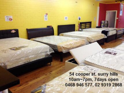 New Sydney Bed Mattress Best Quality Cheap Price Sydney City Inner Sydney Preview