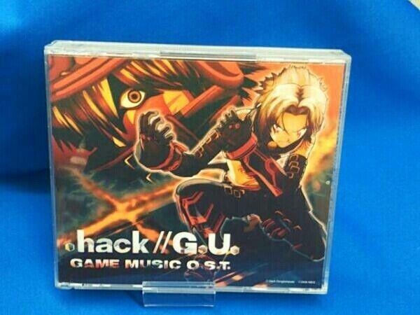 .hackG.U. Game Original Sound PS2 GAME MUSIC 2 CD Set