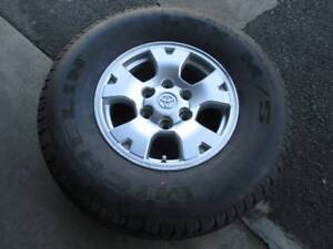 4 Toyota Matrix all season tires & original metal rims