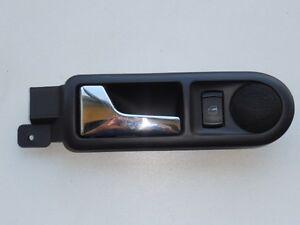 VW PASSAT 2002-2005 LEFT REAR DOOR HANDLE w/SWITCH 3B0839113