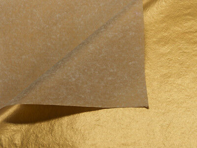 Elegant Metallic Gold Tissue Paper for Gift Bags Wrapping 20