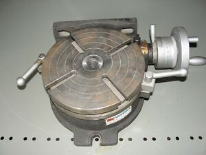 ETEAU ROTATIVE  ROTATING MACHINIST VISE