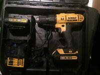 Dewalt drill cordless 1.3 li.ion £60