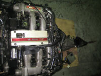 NISSAN 300ZX Z32/ FAIRLADY Z VG30DETT ENGINE 5SPEED TRANS JDM VG