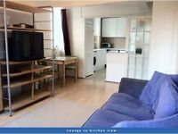 2 DOUBLE BED + STUDY/UTILITY ROOM FLAT. FULLY FURNISHED. CANARY WHARF VIEWS. 5 MIN WESTFERRY ST DLR
