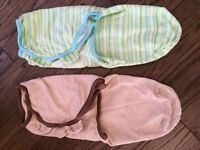 Summer Infant 0-3 Months Swaddle/Sleep Sacks