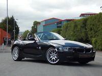 BMW Z SERIES Z4 SPORT ROADSTER (black) 2008