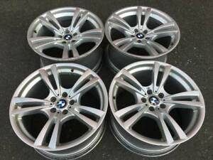 GENUINE BMW X5M Rims style 299 20X10 and 20x11 good used cond