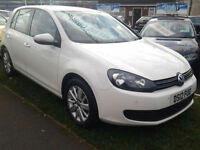Volkswagen Golf 1.6TDI Match