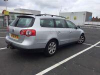 Volkswagen passat estate diesel, 115k, full years mot, cruise control