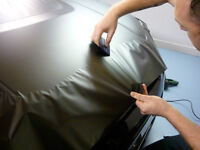 LOOKING FOR experienced vehicle vinyl wrapper!