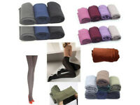 Brand New 80D Pure Colour Ladies Women Sexy Pantyhose Tights Clearance Sale Wholesale ALL-COLOUR