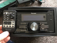Pioneer FX P80BT double din stero