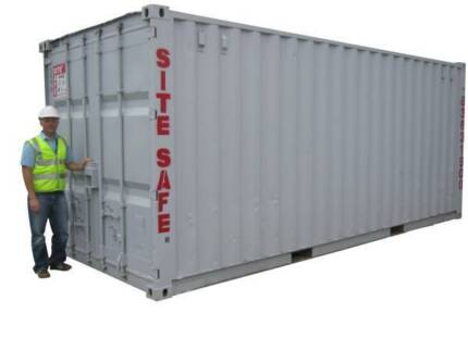 20' Shipping Containers for Hire