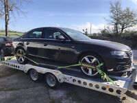 2011 Audi A4 2.0 TDI S Line - 143 Bhp - AUTO - Xenon LED - SPARES REPAIRS HPI CLEAR NO DAMAGE