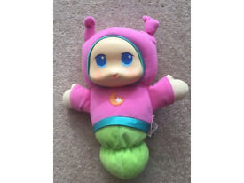 Fisher price baby light doll with tune