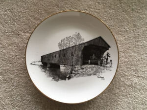 Limited edition-Plate CM 19327