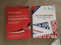 Life in the UK test Practice Questions & Life in the United Kingdom Guide for new residence