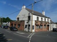 Freehold village public house,up to 70% finance available subject to eligibility.