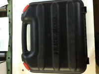 Black & Decker 18V Drill - Case Only*