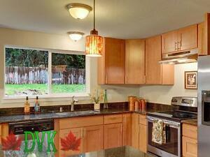 ❀ Kitchen Cabinets for Sale ❀ - Shaker Pecan Maple
