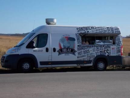 2013 Food van Fiat Ducato