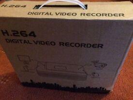 HD cctv Dvr recorder - brand new in box - £40