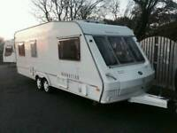 2000 abi manhattan 6 berth caravan