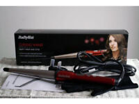 Babyliss Curling Wand. Hanworth. Collection Only. As New.