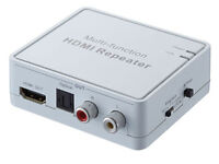 Multi-function HDMI Repeater with Audio Extraction Ottawa Ottawa / Gatineau Area Preview