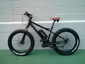 eRanger Electric MID DRIVE fat bike 48v 1000w 750w