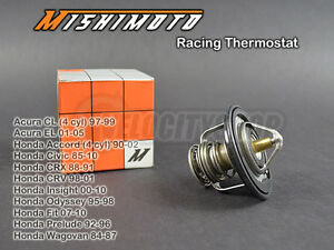 Mishimoto racing thermostat  for Honda/Acura MMTS-CIV-92L