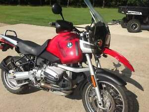1996 BMW R1100GS Adventure Bike