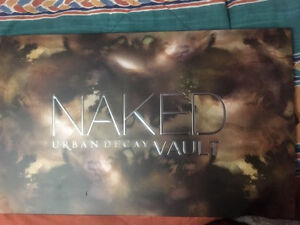 URBAN DECAY NAKED VAULT!!!!