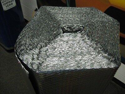 18 Double Foil Insulated Reflective Bubble - 12 X 125 Per Roll