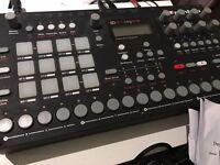Elektron Analog Rytm - Sequencer - Drum Machine - Boxed - Swap?