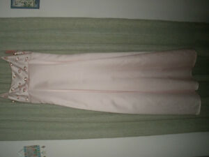 LE CHATEAU Light Pink Formal Dress, Size 10 London Ontario image 6